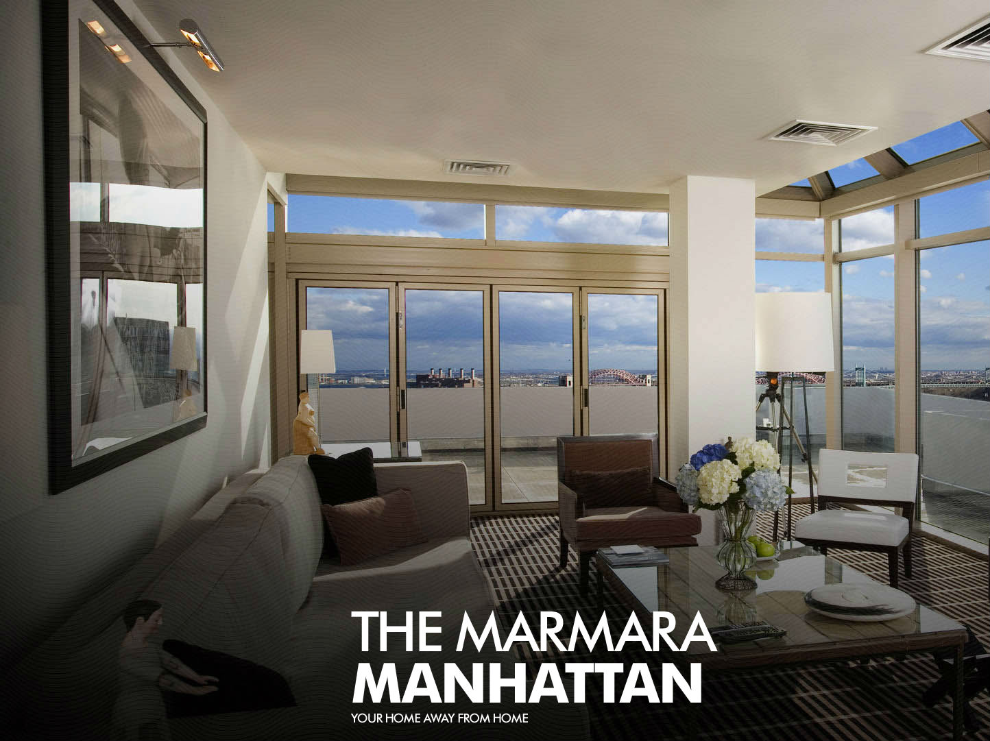 The Marmara Manhattan'da New York'u Yaşayın